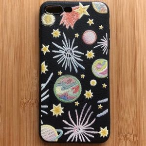 Accessories - NEW Iphone 7/8/7+/8+ Planets Stars Case